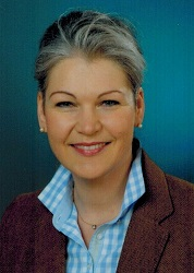 Sekretärin Frau Baum